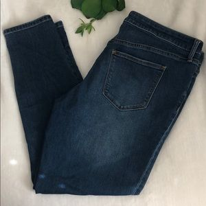 Like NEW Universal Thread Skinny Jeans Size 14s